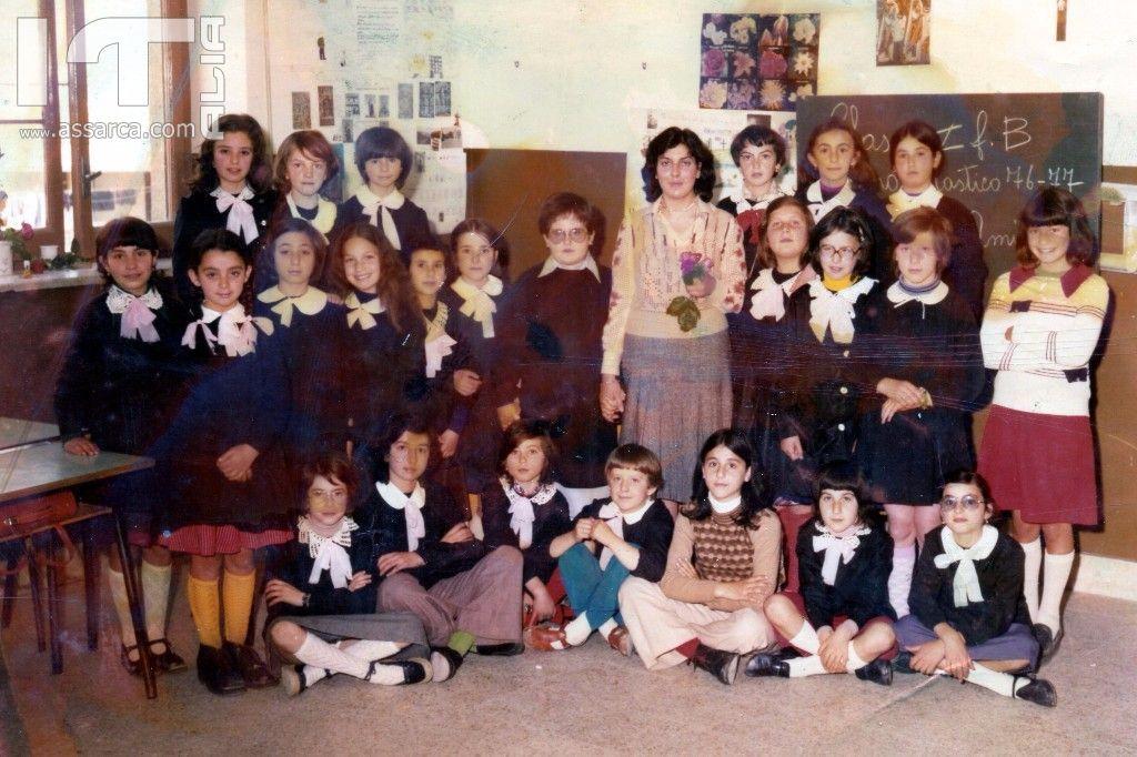 Classe I^ femminile  Insegnante Ganci Lidia.