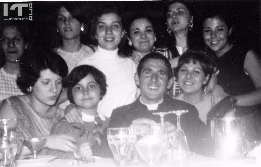 Una foto storica  con Don Pino Puglisi  ora Beato.