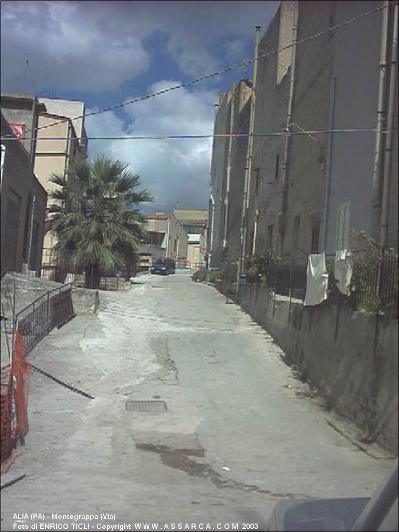 Montegrappa (Via)