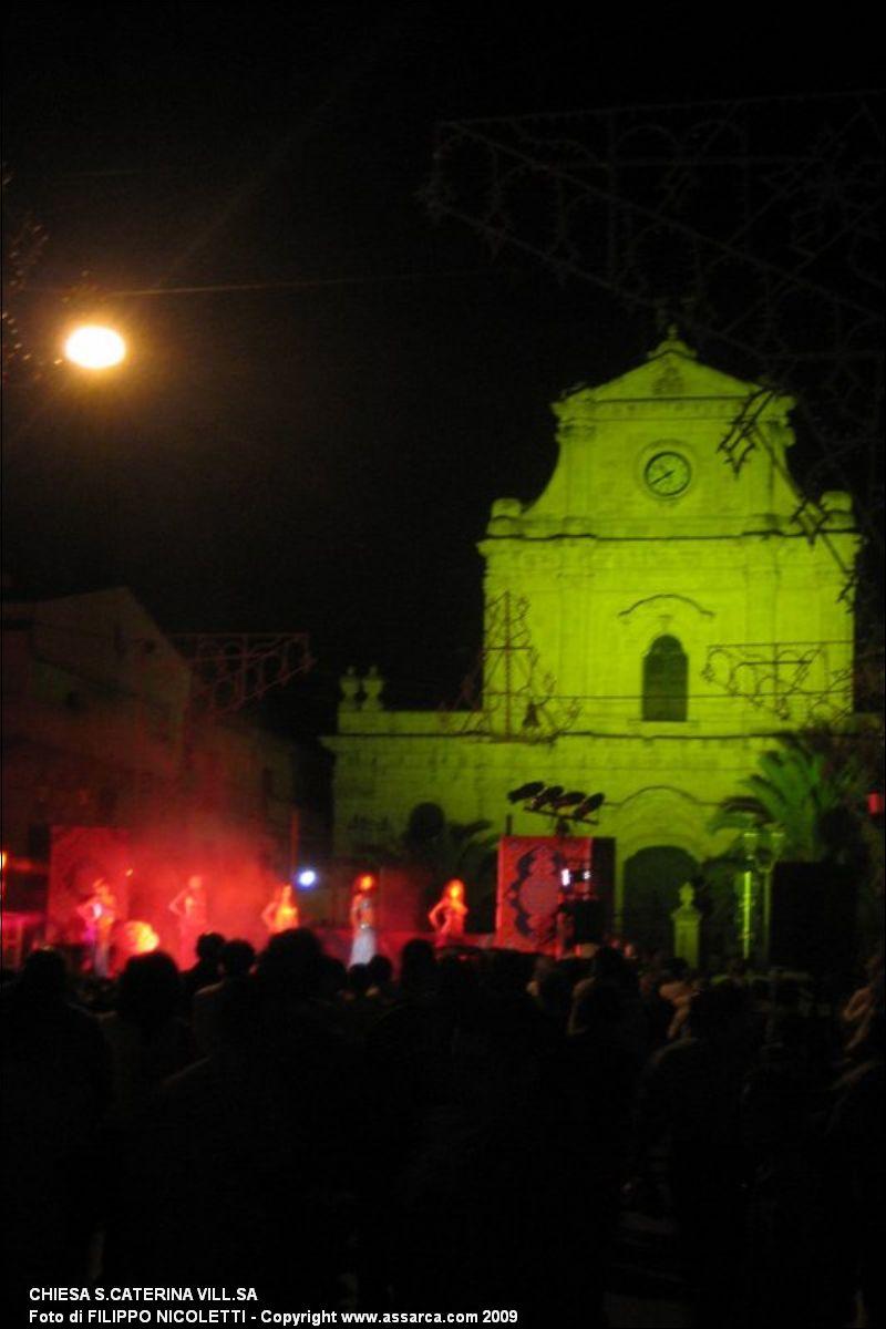 Chiesa S.Caterina Vill.sa