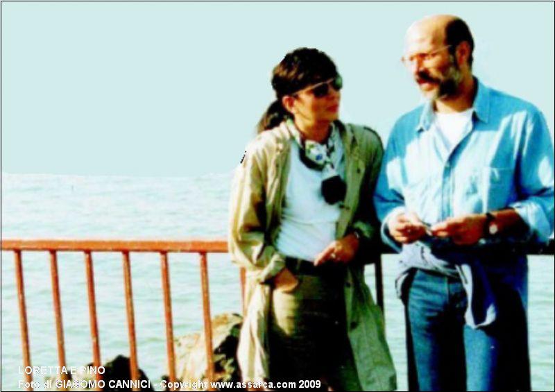 Loretta e Pino