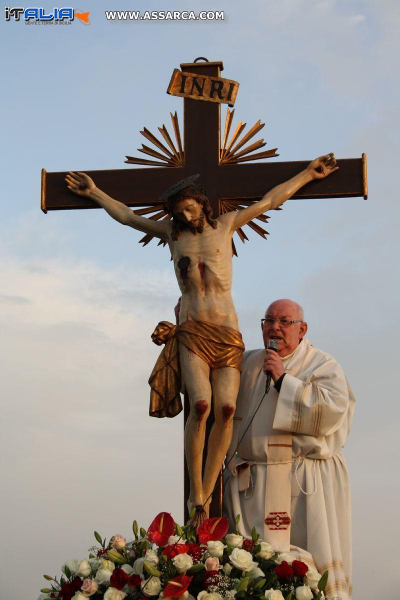 SS.Crocifisso di Marcatobianco e Padre Forello