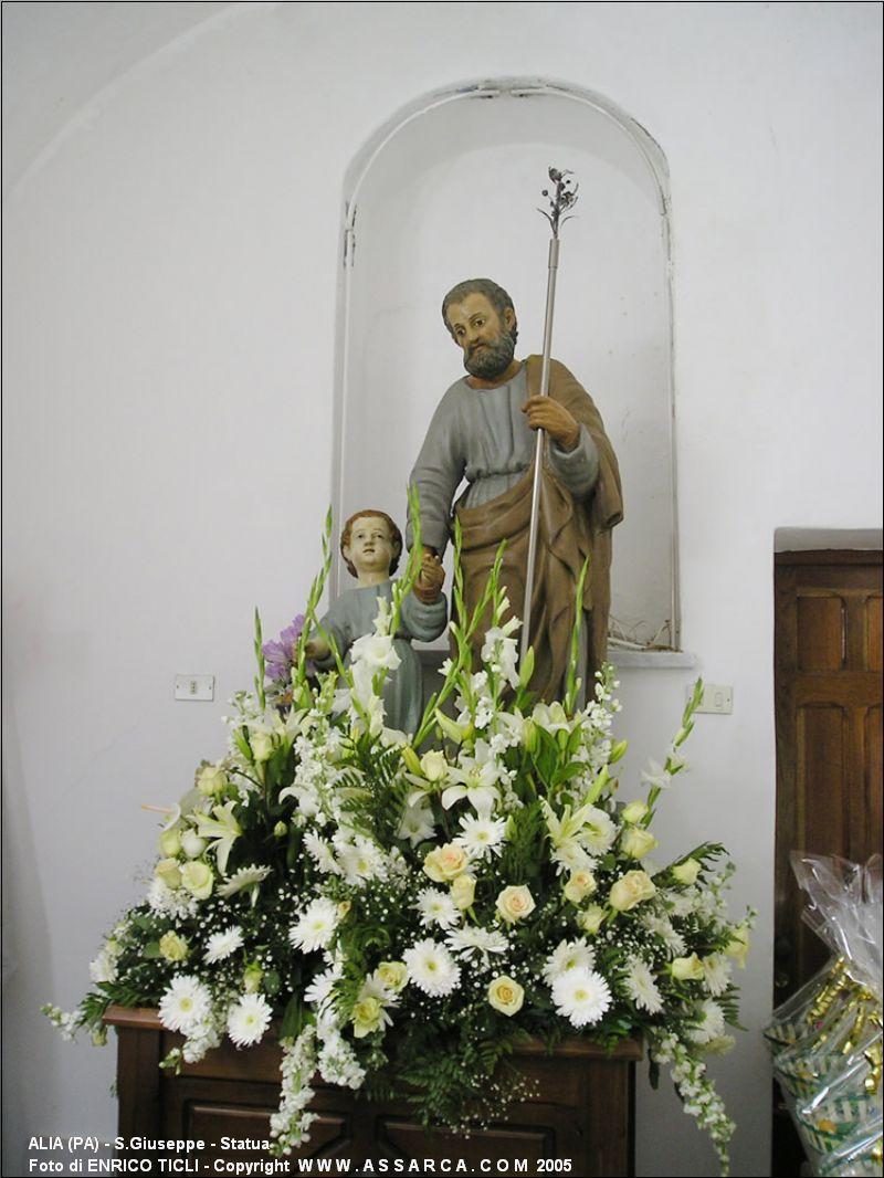 S.Giuseppe - Statua