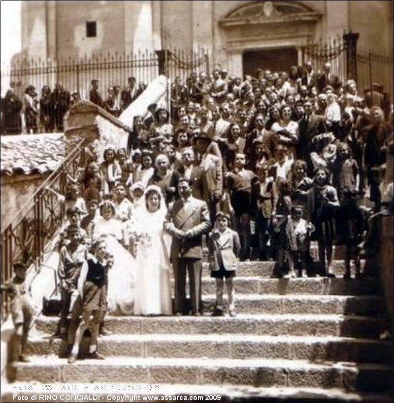 Anna e Gaetano - Alia 26 Giugno 1948