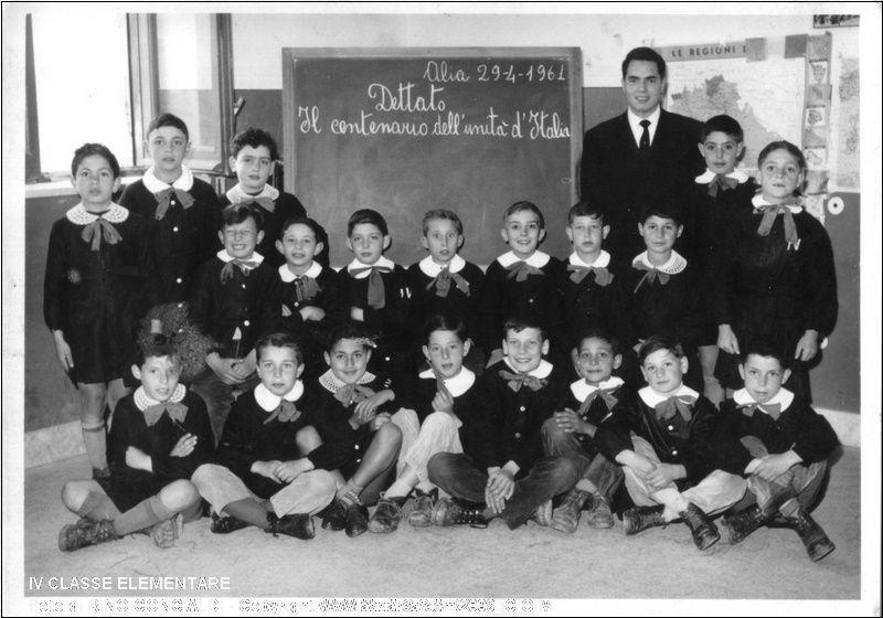 IV Classe elementare
