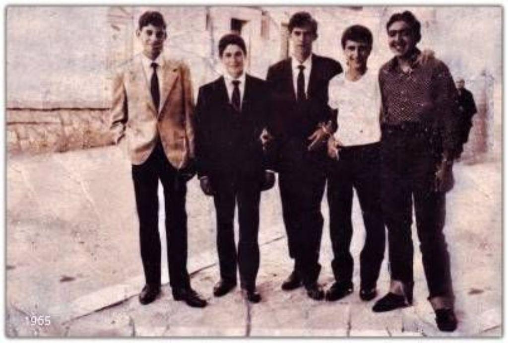 1965 dai ricordi di Sebastiano Contiguglia