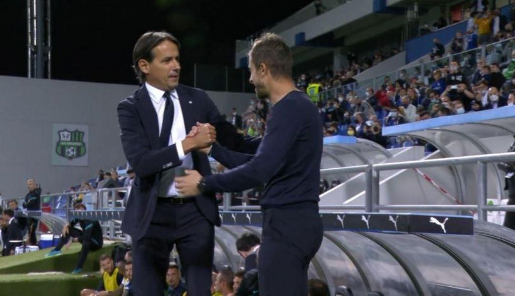 Sassuolo Inter 1-2    02/10/21