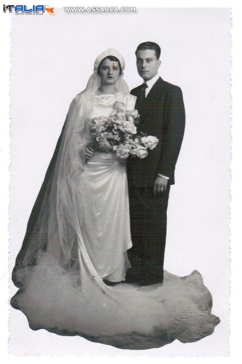 sposi del 1936
