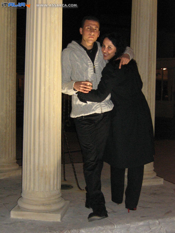 Ignazio e Cinzia Panebianco
